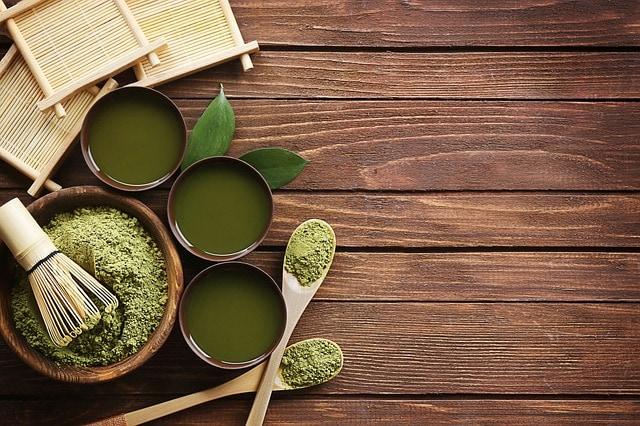 EGCG - Ekstrakt z zielonej herbaty